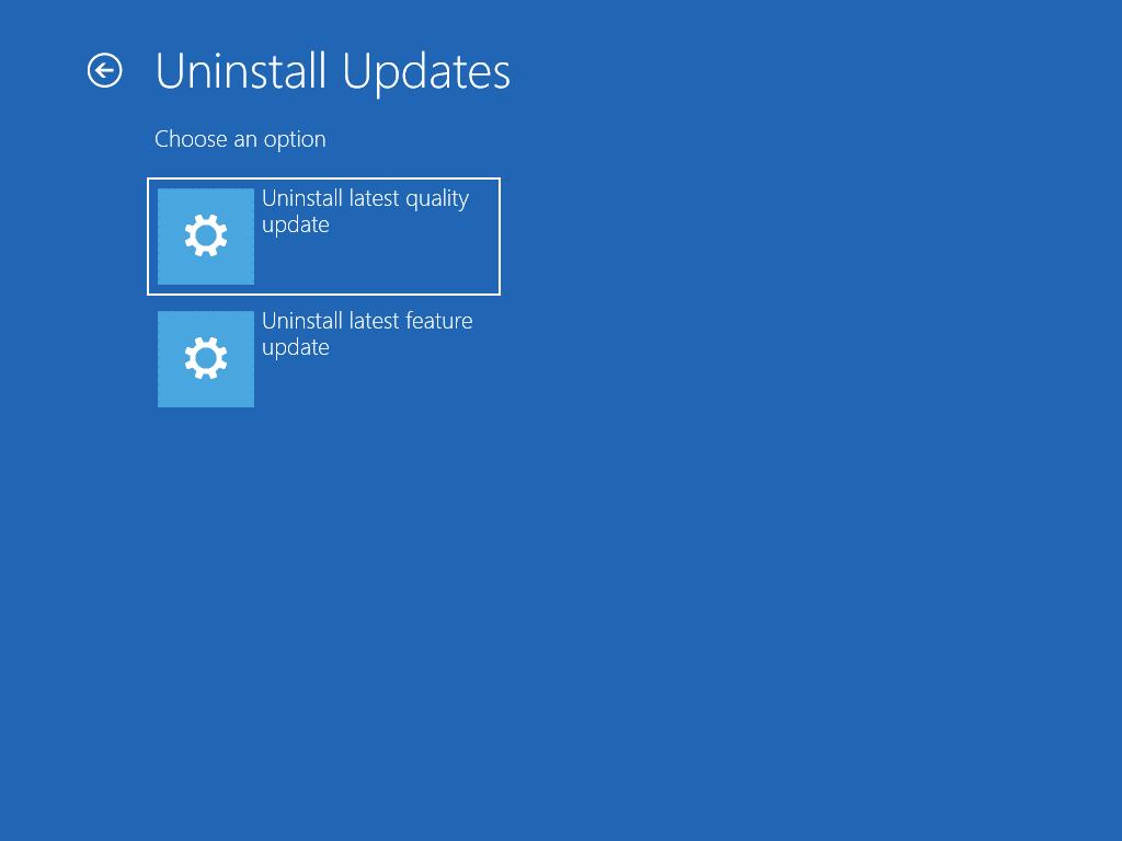 uninstall-updates