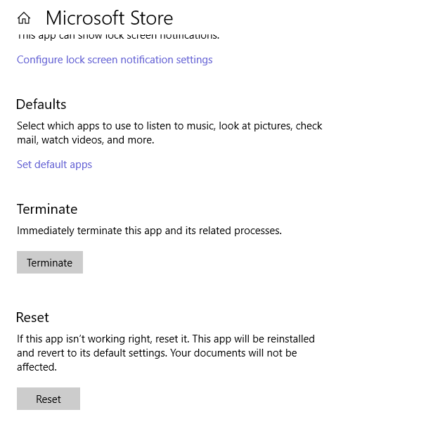 Resolve Windows Store problems in Windows 10 - Your Windows