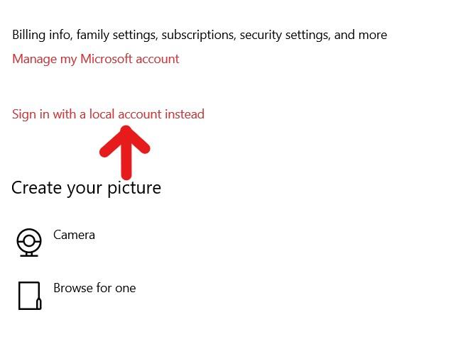 windows-10-2004-forget-passwords